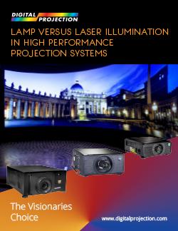 Lamp-Versus-Laser